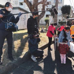 NHKから取材を受けました。(2/12(金)に放送)